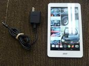 "ACER ICONIA TAB A1-840 8GB 8"" WIFI ANDROID TABLET WITH CHARGER (NO CASE)"